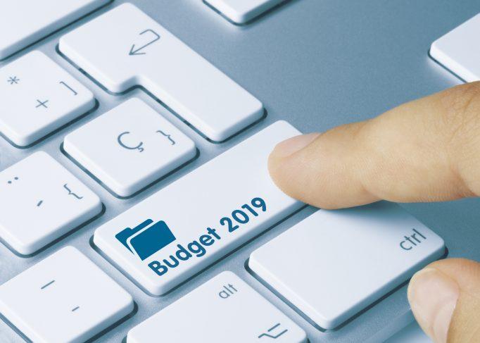 Projet de la loi de finances 2019
